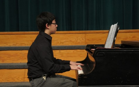 First Tri-M concert delights audience with a variety of music