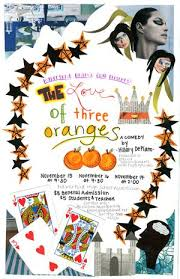 """The Love Of Three Oranges"" impresses and delights"