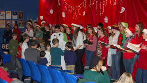 Choral students invite families to December 17th Children's Holiday Musicale