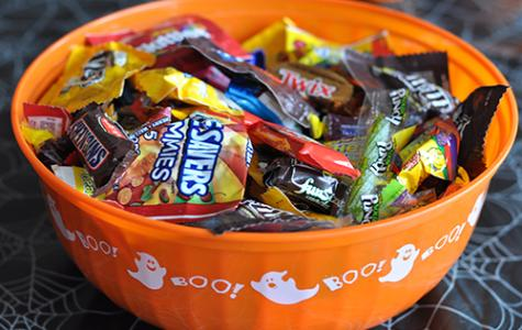 Top 5 Halloween Candies