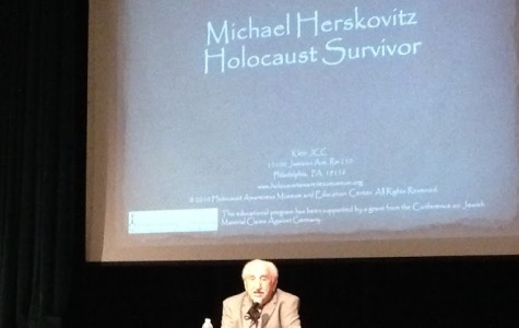 Holocaust Survivor Speaks at Haverford