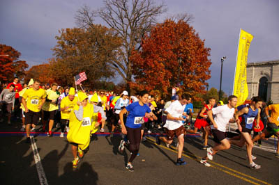 Top 5k Races To Do This Fall