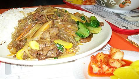 Mandu-Ru Korean Food Review