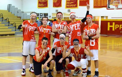Dodgeball Tournament a Hit as Vipers Take Down Dodge Fathers For First Place