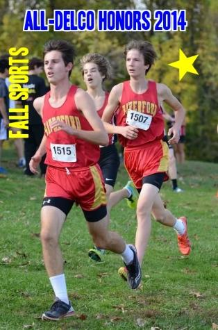 29 Haverford students earn All-Delco honors for fall sports: Butera, Wyman, and Costello earn a place on 1st team