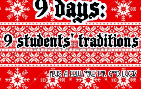 9 days until winter break: 9 students' holiday traditions you need to read