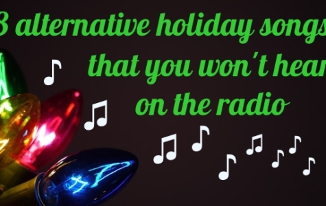 8 days: 8 alternative holiday songs that you won't hear on the radio this weekend