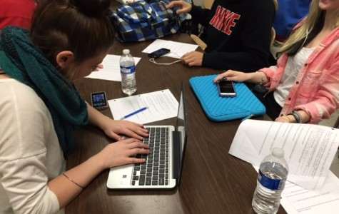 Chromebook initiative changing the way students function in and out of school