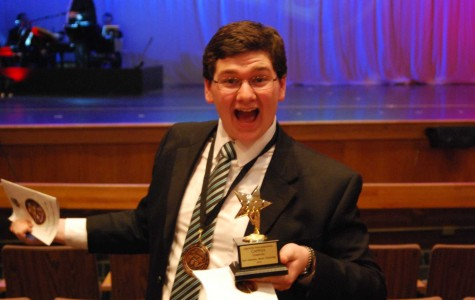 Denman takes home Cappie for Haverford Drama at annual Gala