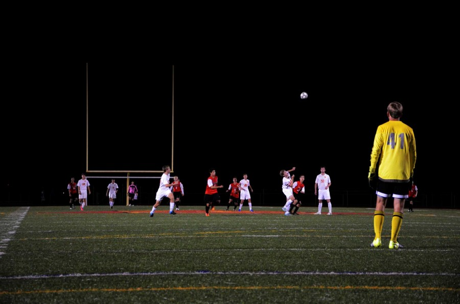 Sports Spotlight: Boy's Varsity Soccer