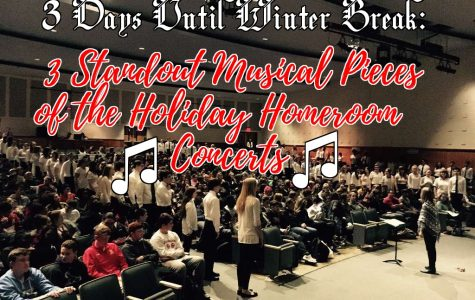 COUNTDOWN TO WINTER BREAK: 3 Standout Musical Pieces from the Holiday Homeroom Concerts