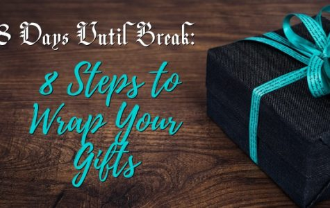 COUNTDOWN TO WINTER BREAK: 8 Steps To Wrap Your Gifts [VIDEO]
