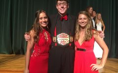 Senior, Tyler Kimble, Crowned Mr. Haverford in this year's Haverford's Finest Competition