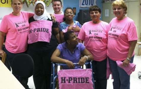 Pinktober raises funds for breast cancer research