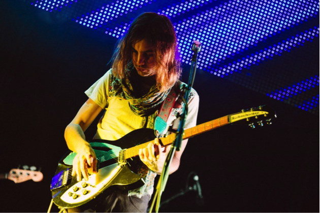 Kevin+Parker+of+Tame+Impala+performs+at+Festival+Pier+on+October+3rd%2C+2013.
