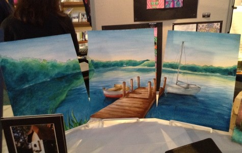 """""""Out with a Bang!"""" AP Art Show packs a punch"""