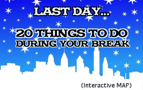Last day: 20 things to do during your winter break