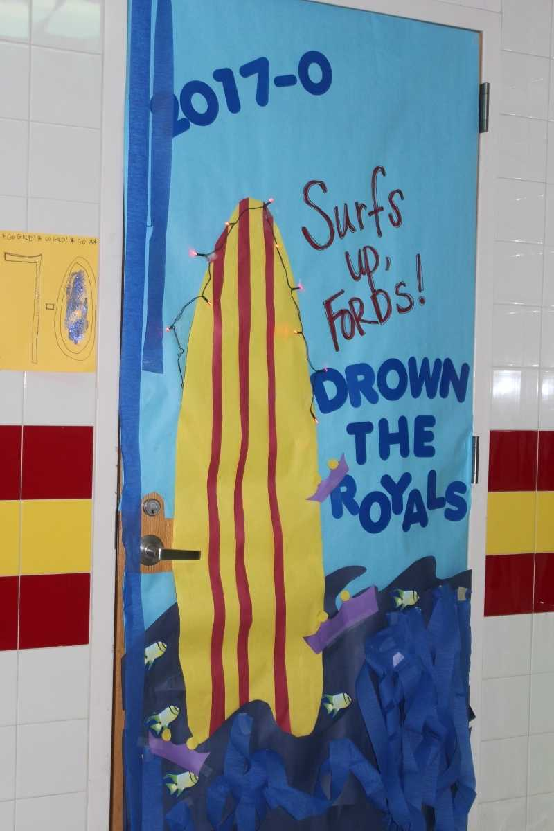 Haverford Homecoming Door Decorating Contest Winners For 2014
