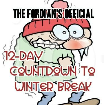 Special edition: countdown to winter break