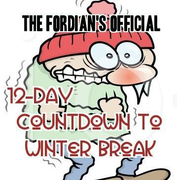 Special edition: countdown to winter break