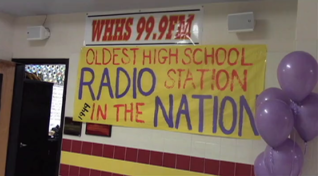 WHHS+celebrates+65th+anniversary+with+24-hour+Radiothon+%28VIDEO%29