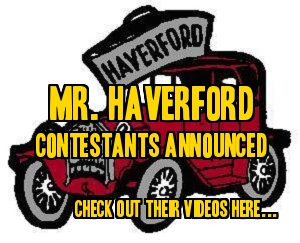 Mr. Haverford Contestants Announced (VIDEO)