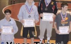 Athlete of the Week: Vince Tavani, Wrestling