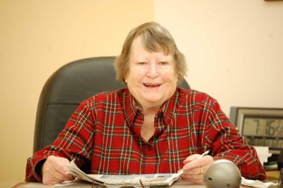 Legendary History teacher Ms. Harrison retires after remarkable career