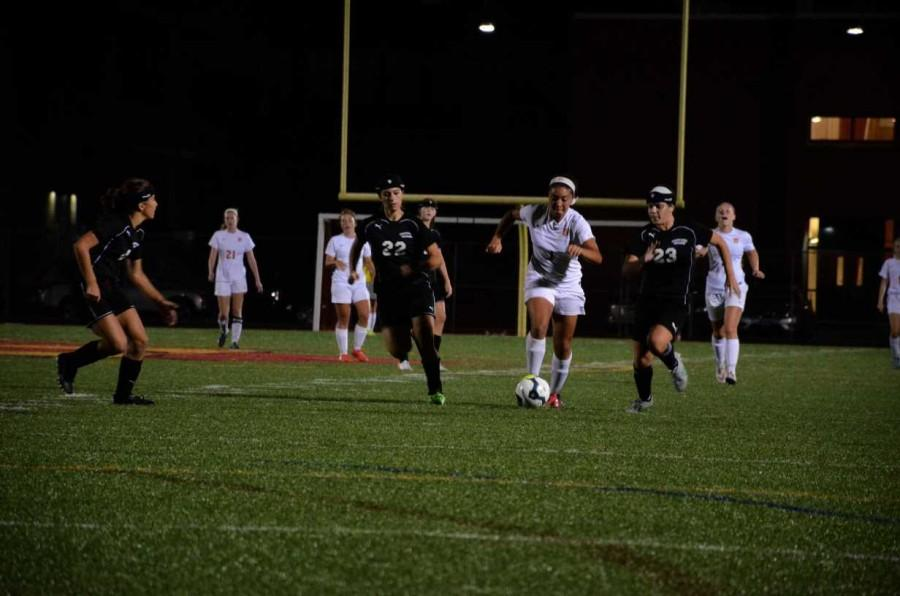 Sports Spotlight: Girl's Varsity Soccer
