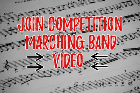 Competition marching band looking for new members [VIDEO]