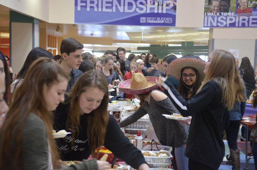 World Language Breakfast Welcomes New Changes to the Event