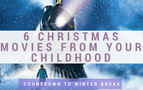 COUNTDOWN TO WINTERBREAK: 6 Holiday Christmas Movies From Your Childhood