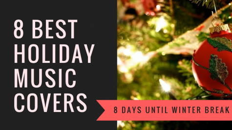 COUNTDOWN TO WINTER BREAK: 8 Amazing Holiday Music Covers