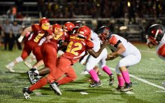 Haverford Deals Blowout Loss to Penncrest on Fords' Fight for Life Night