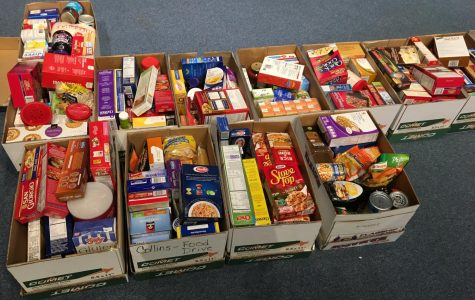 Haverford Provides Food for Over 30 Local Families This Thanksgiving