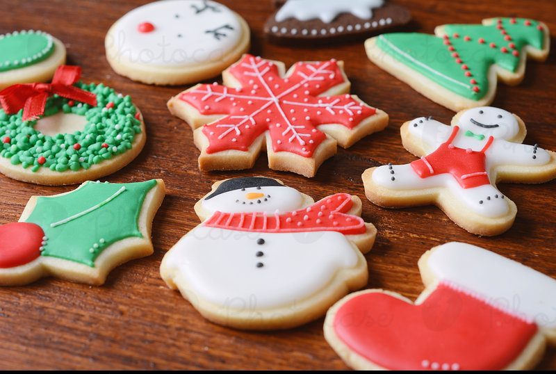 Countdown To Winter Break 4 Delectable Holiday Cookie Recipes
