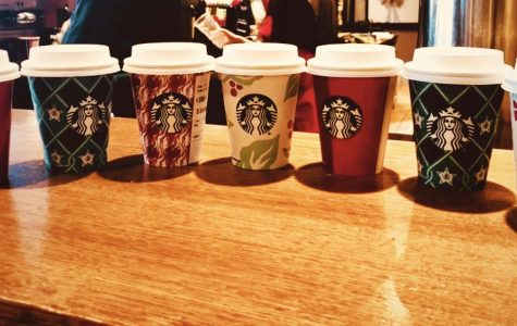 Countdown to Winter Break: 8 Starbucks Holiday Beverage Reviews