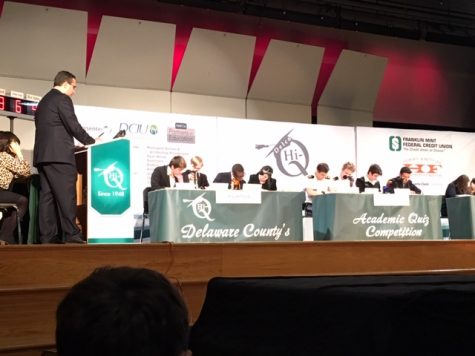 Haverford's Hi-Q Team Secures Another Victory in a Competitive Match