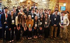 Aspiring Business Professionals at the Pennsylvania FBLA State Leadership Conference