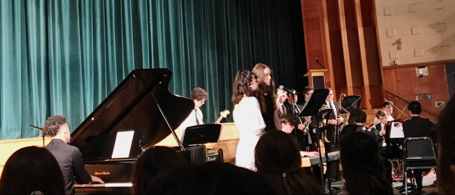 Musicians+of+Tri-M+Music+Honor+Society+perform+%22What+You+Won%E2%80%99t+Do+For+Love%22+by+Bobby+Caldwell++to+conclude+their+final+concert.++