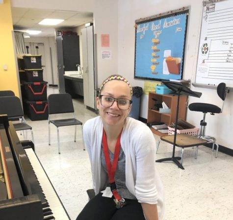 Haverford's New Chorus Teacher Hopes to Expand Expression & Community