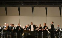 Musical Groups Sparkle in Annual Winter Concert