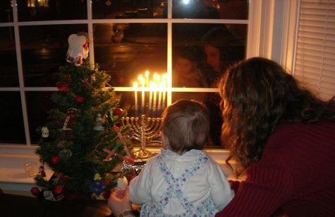 "Hanukkah is not the ""Jewish Christmas"""