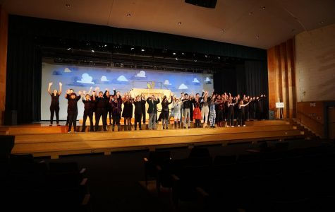 "Drama Club Presents ""James and the Giant Peach"""