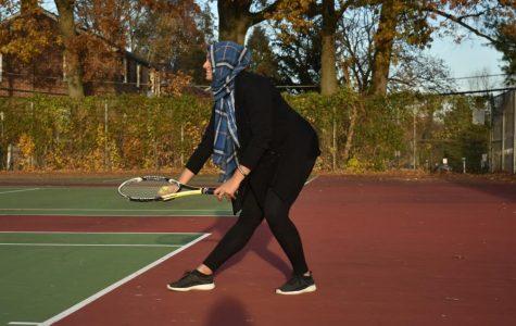 Humans of Haverford: Tennis Player Maliha Sadaf