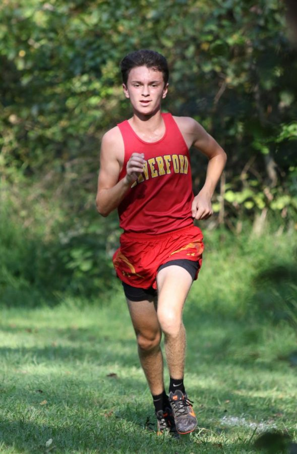 Humans of Haverford: Cross Country Athlete Mike Donnelly