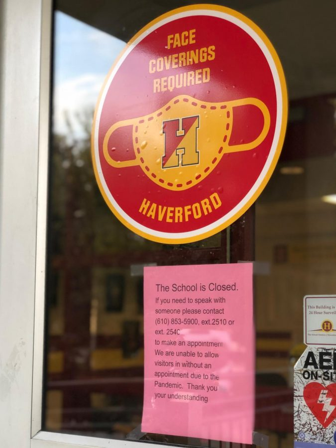 Virtual Learning: A Historic First Week at Haverford