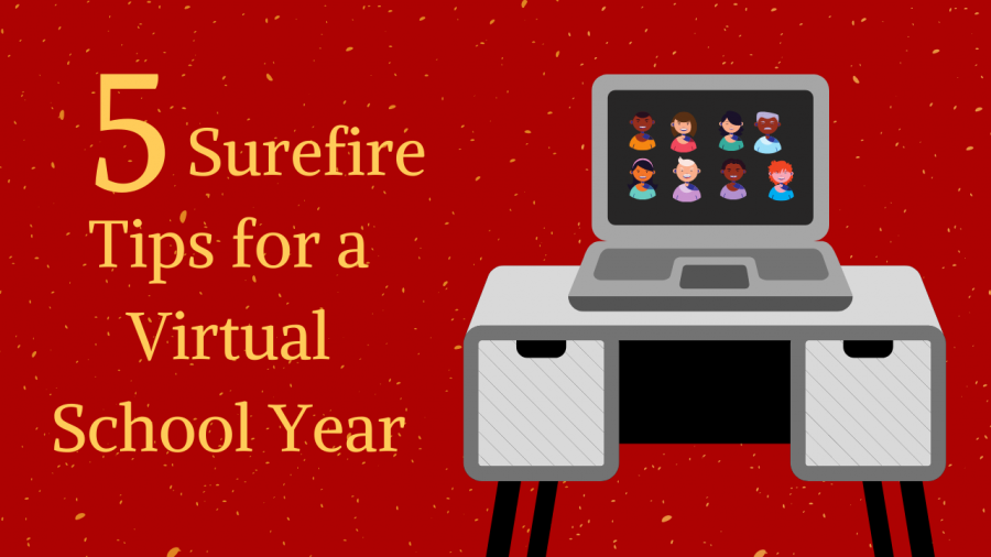 5 Surefire Tips for a Virtual School Year