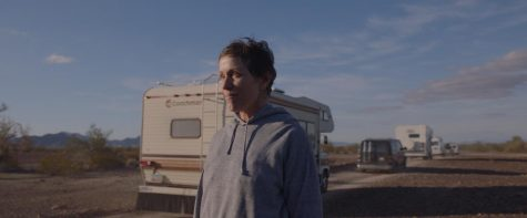 "Frances McDormand stars as Fern in ""Nomadland,"" directed by Chloè Zhao."