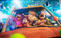 In the animated movie The Mitchells vs. the Machines, the Mitchell family's road trip turns into a fight to save the world from a robot apocalypse.